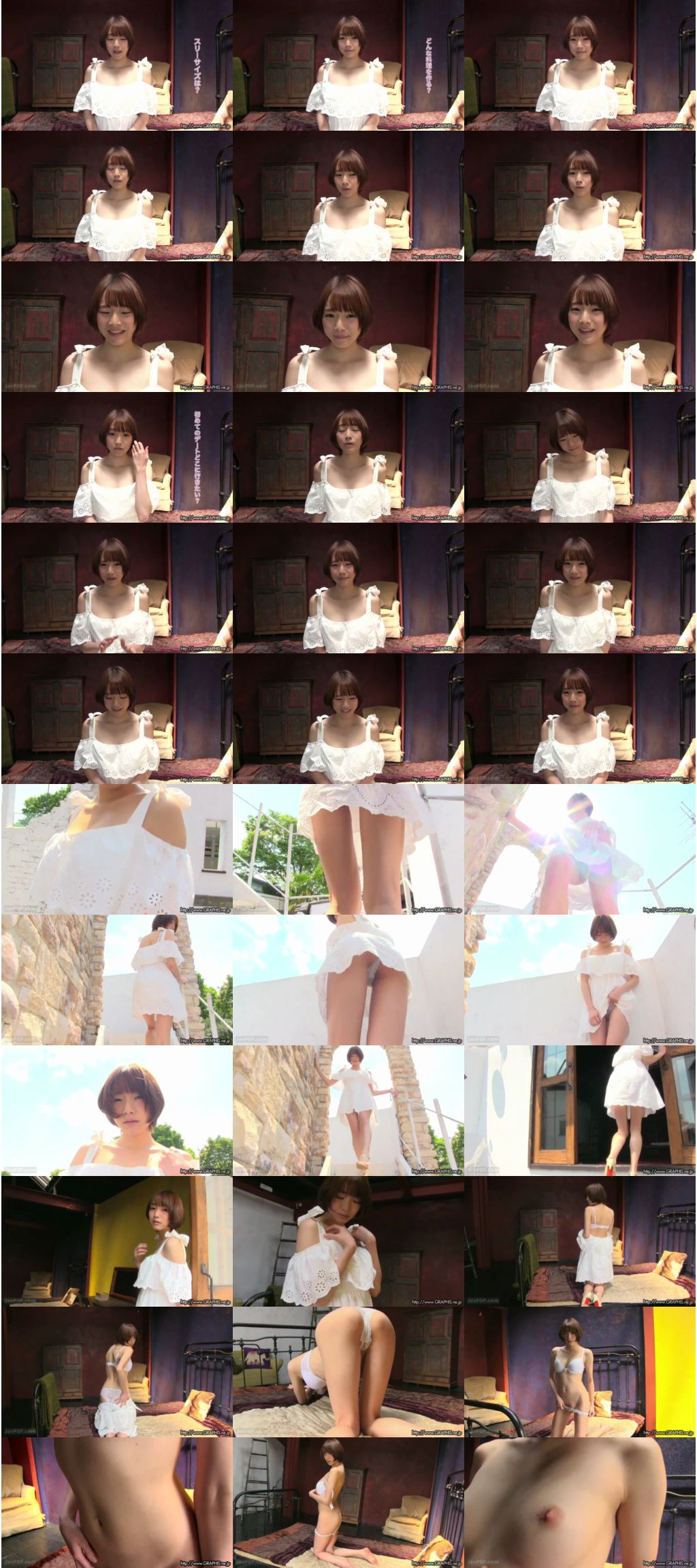 graphis ayane 0 s - [Graphis-ayane] 初脱ぎ娘 涼川絢音 Video